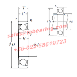 NSK E15 bearing,E15 Deep Groove Ball Bearings--BEARINGPOWER