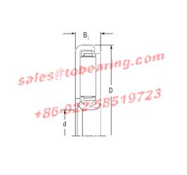 Timken FNTKF-2849 bearing,FNTKF-2849 Needle Roller Bearings