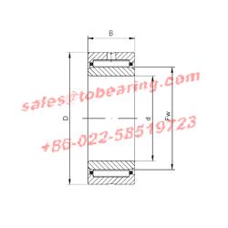 Timken M28161 Needle Bearing